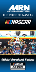 We are proud to be an Official Broadcast Partner of the Motor Racing Network, the Voice of NASCAR!