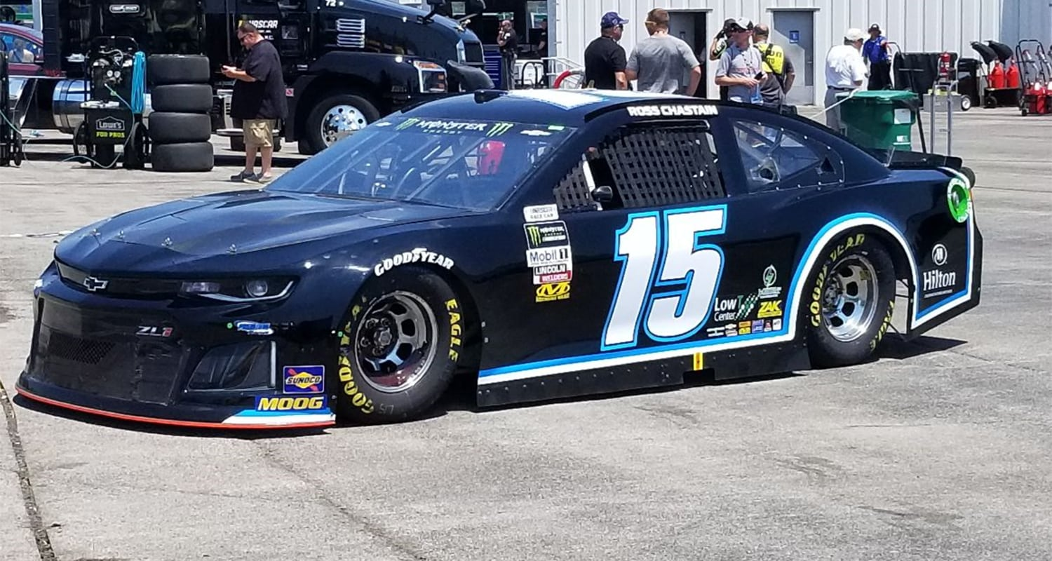 15 Ross Chastain Kentucky