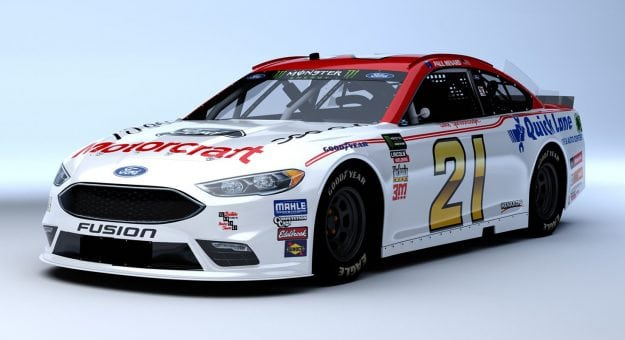Motorcraft/Quick Lane Fusion To Honor Cale Yarborough On Throwback Weekend At Darlington Raceway