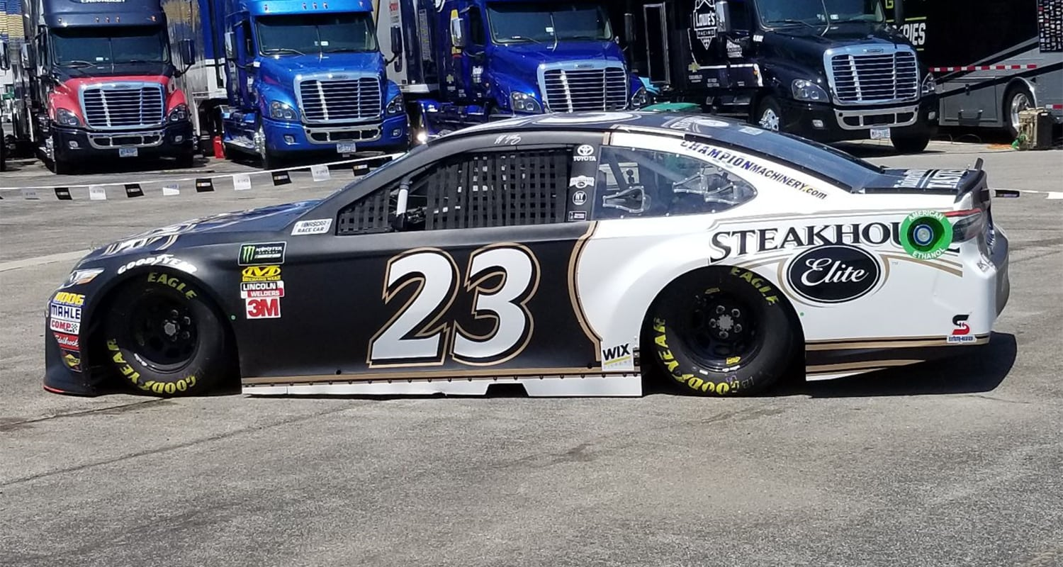 23 Jj Yeley Kentucky