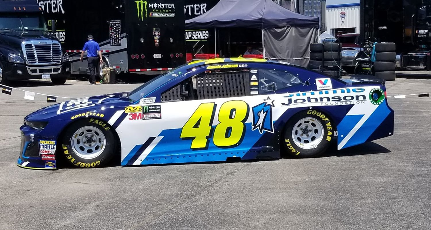 48 Jimmie Johnson Kentucky 2