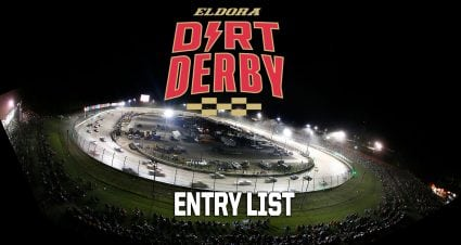 Eldora Dirt Derby Entry List