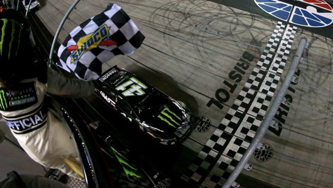 Bristol Checkered and Black Flags