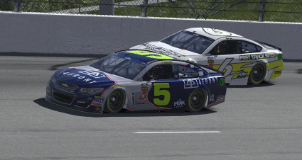 Michael Conti Wins at Darlington