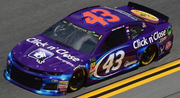 Bubba Wallace Nascar Driver Page Bio And Stats Mrn