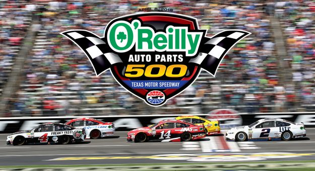 Orally Auto Part Near Me >> O Reilly Auto Parts 500 Entry List Monster Energy Cup Series Mrn