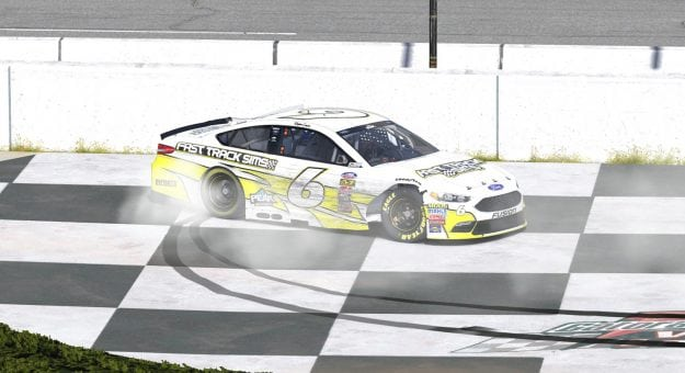 Iracing Michigan 1