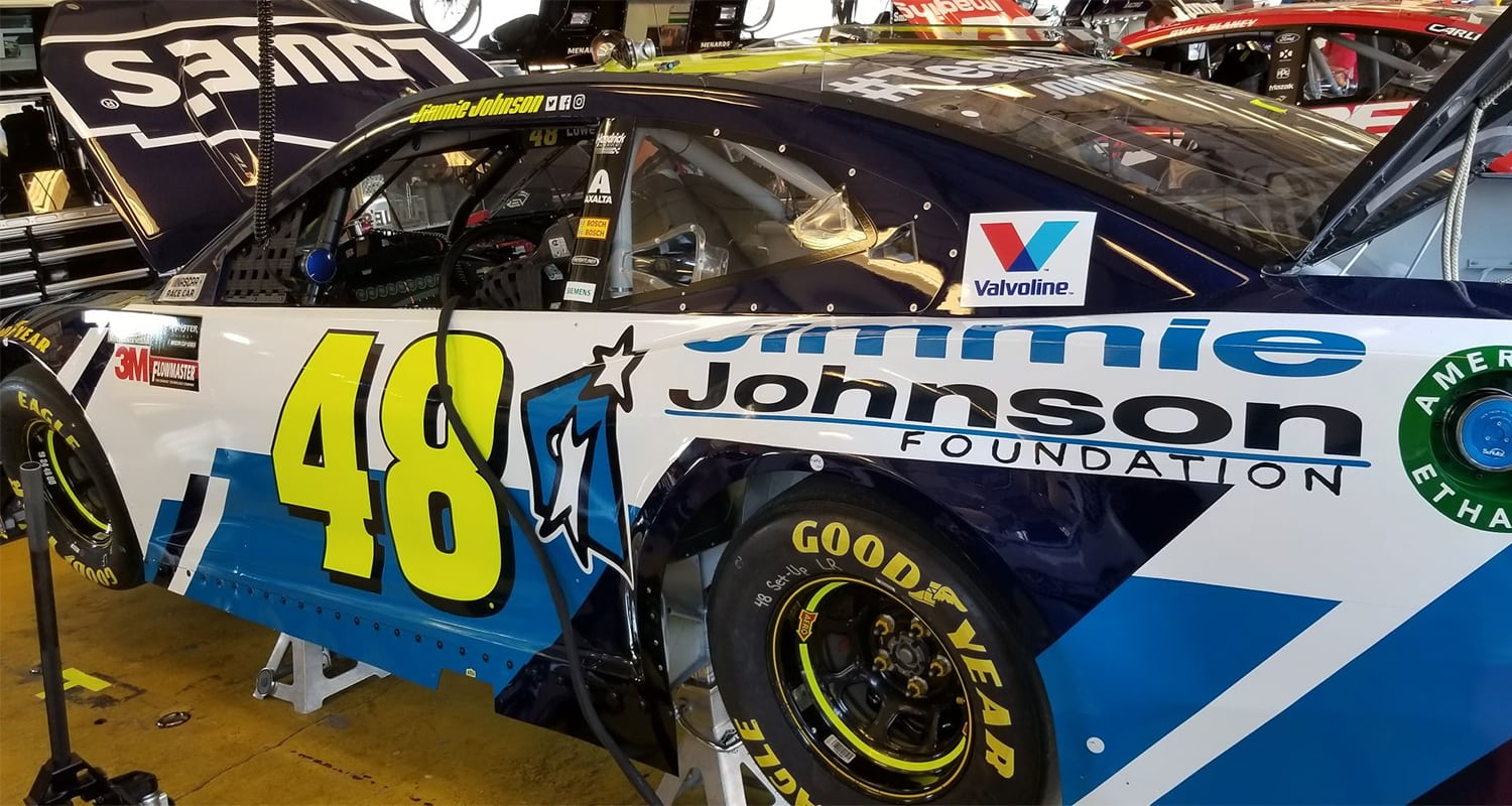 48 Jimmie Johnson Kentucky