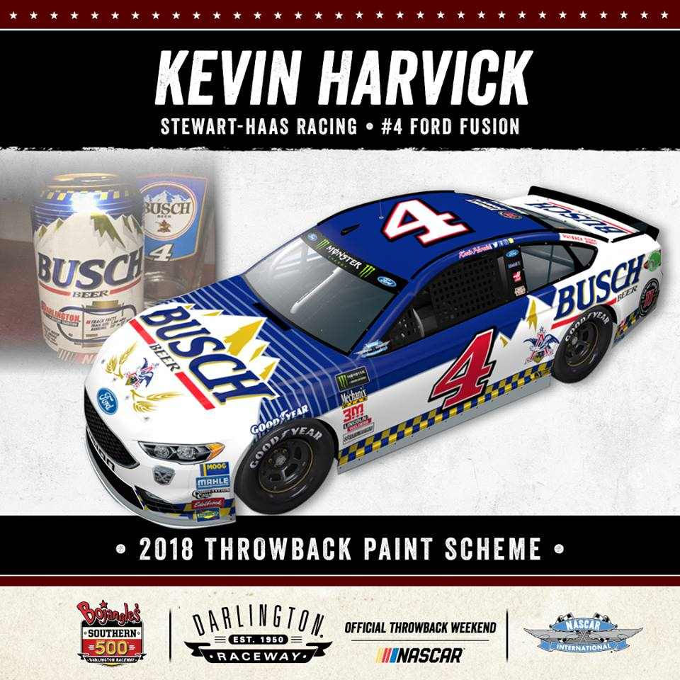 Harvick Darlington
