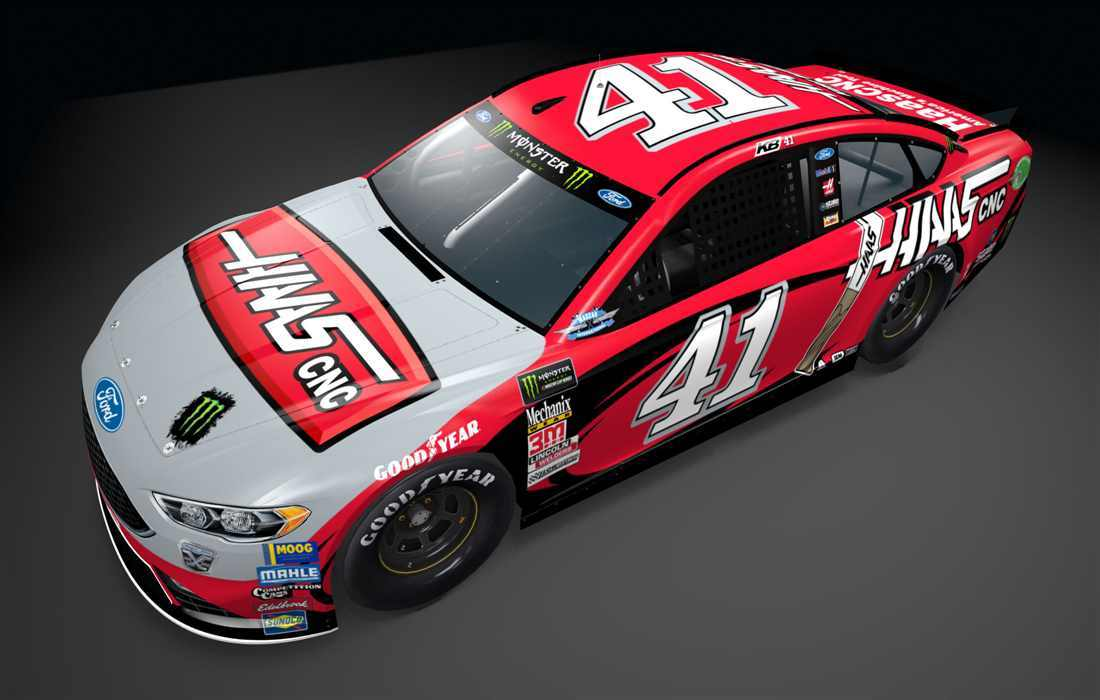Kurt Busch Darlington