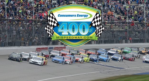 Image result for Consumers Energy 400 Race 2018 Live