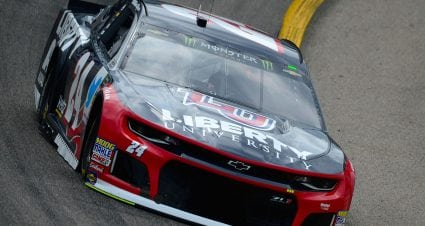 Liberty University Extends No. 24 Sponsorship
