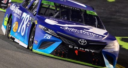 Truex Jr. Still Winless at Richmond