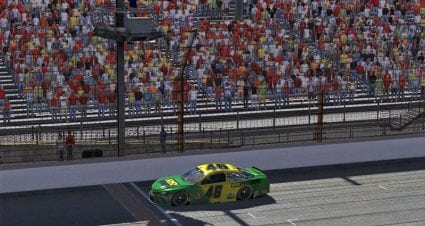 Clampitt Victorious at The Brickyard
