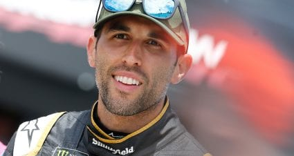 Optimism High for Almirola