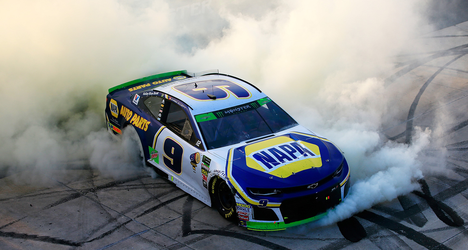 All Season Tires >> Pete Pistone's Power Rankings After Dover - Gander ...