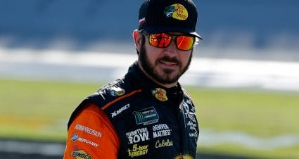 Truex Jr. Remains Confident
