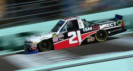 Chevrolet Earns Ninth Truck Series Manufacturer Title