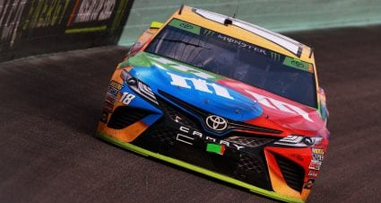 Kyle Busch: 'It's All for Naught'