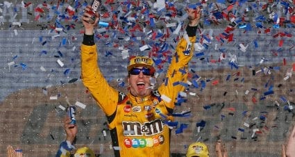 Eight is Great for Kyle Busch