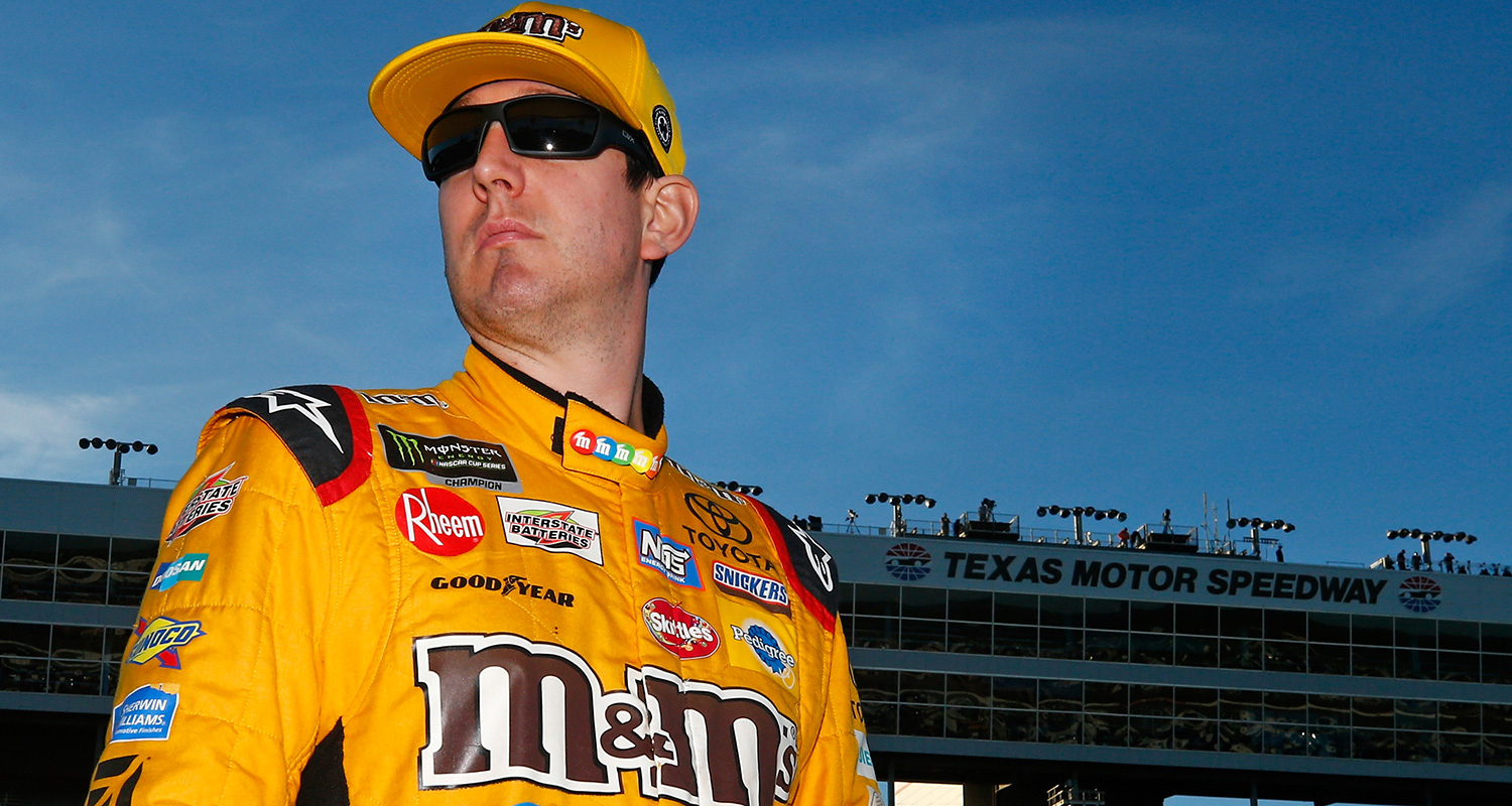 Kyle Busch Likes His Odds To Advance To Championship 4 Mrn