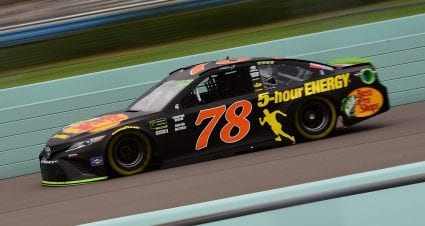 Truex Jr. Tops First Practice