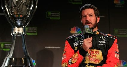 Bittersweet Finale for Truex Jr.