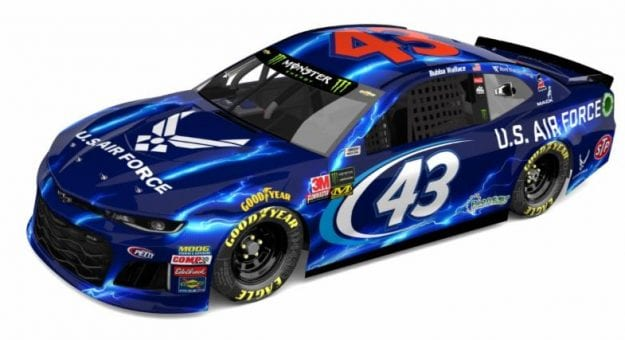 Richard Petty Motorsports >> Air Force Continuing Partnership With Richard Petty