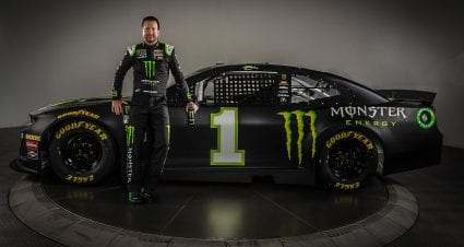Kurt Busch Joins CGR