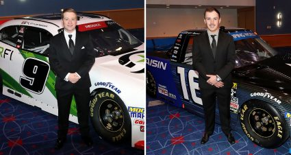 Xfinity, Truck Champions Honored