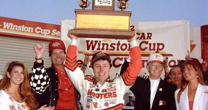 Hall of Fame Inductee: Alan Kulwicki