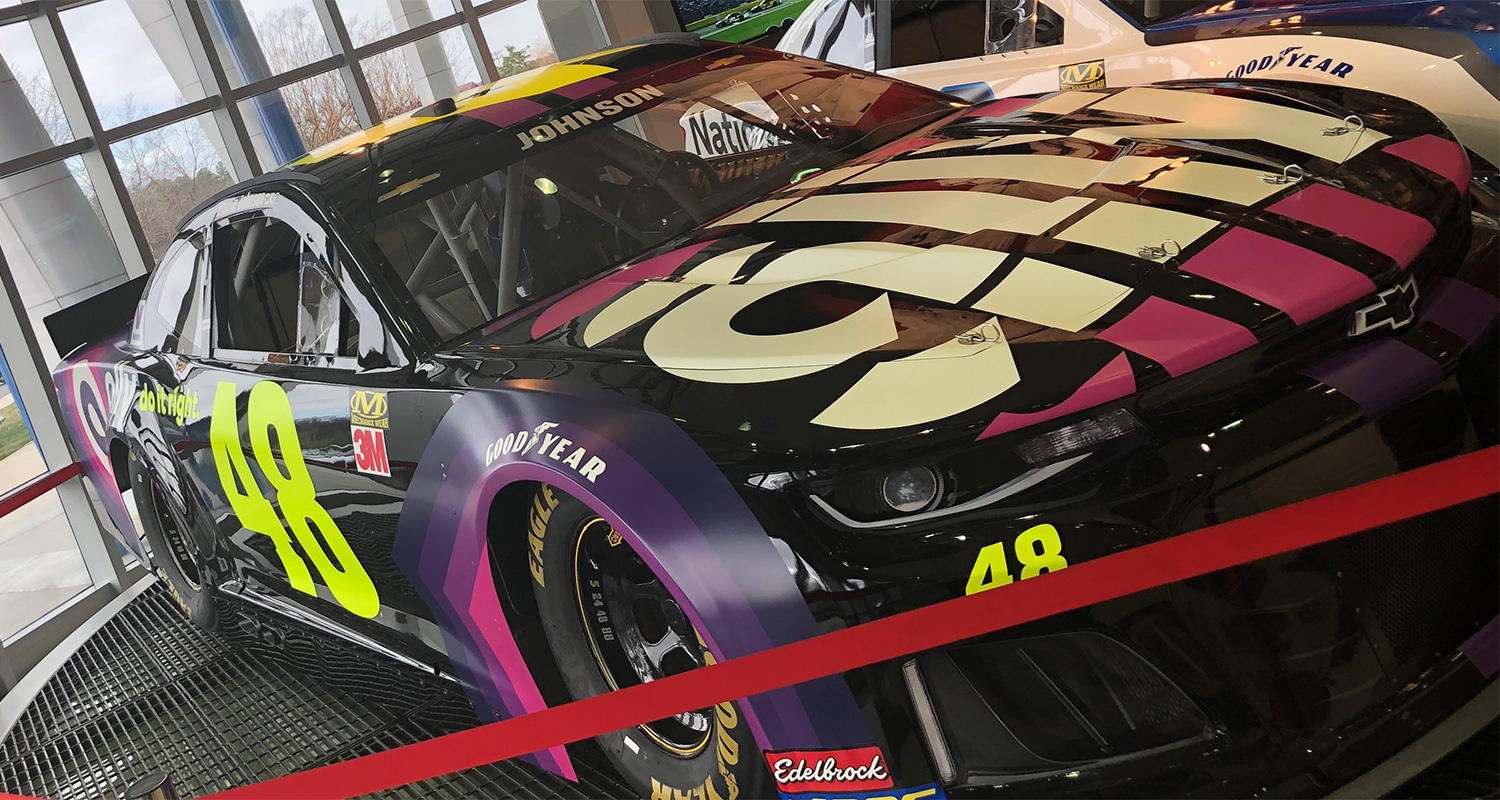 Jimmie Johnson 48