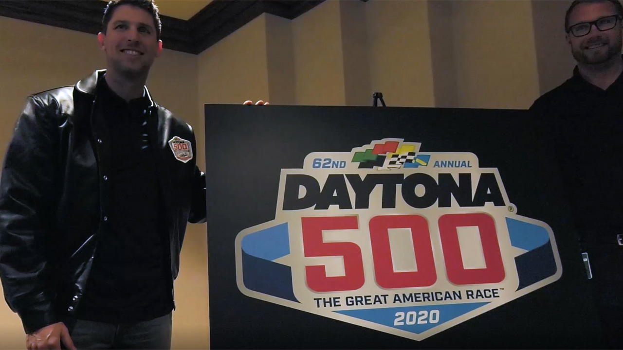 Straight Line Performance >> 2020 Daytona Logo - MRN - Motor Racing Network