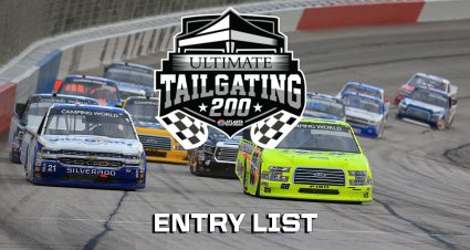 Atlanta Truck Series Entry List