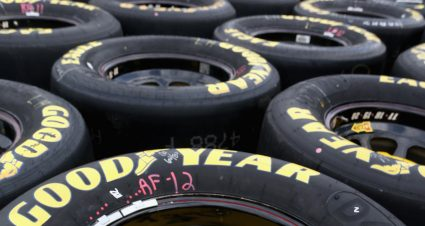 Talladega Goodyear Tire Notes
