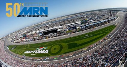 MRN to Broadcast Its 50th Daytona 500