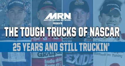 The Tough Trucks of NASCAR: Episode 8 – Cup Stars