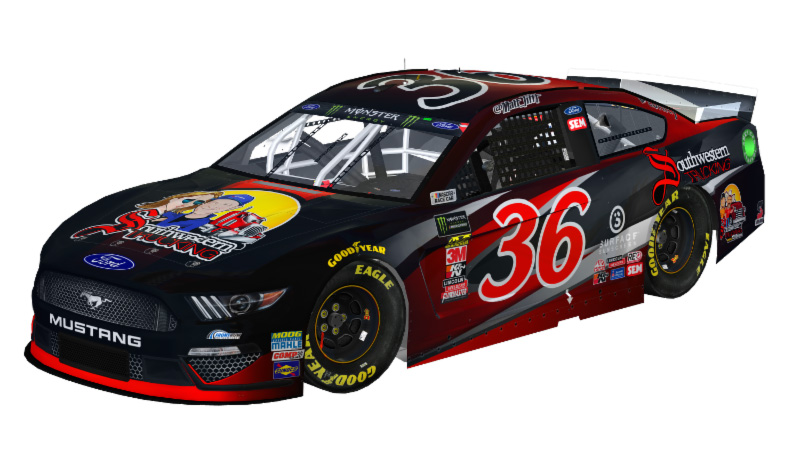 36 Car Kentucky