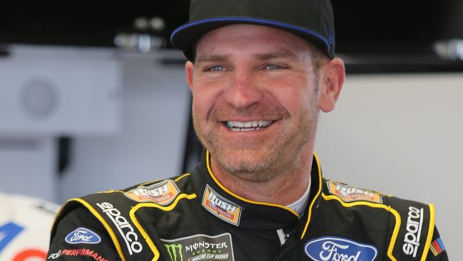 Bowyer Seeks Martinsville Repeat