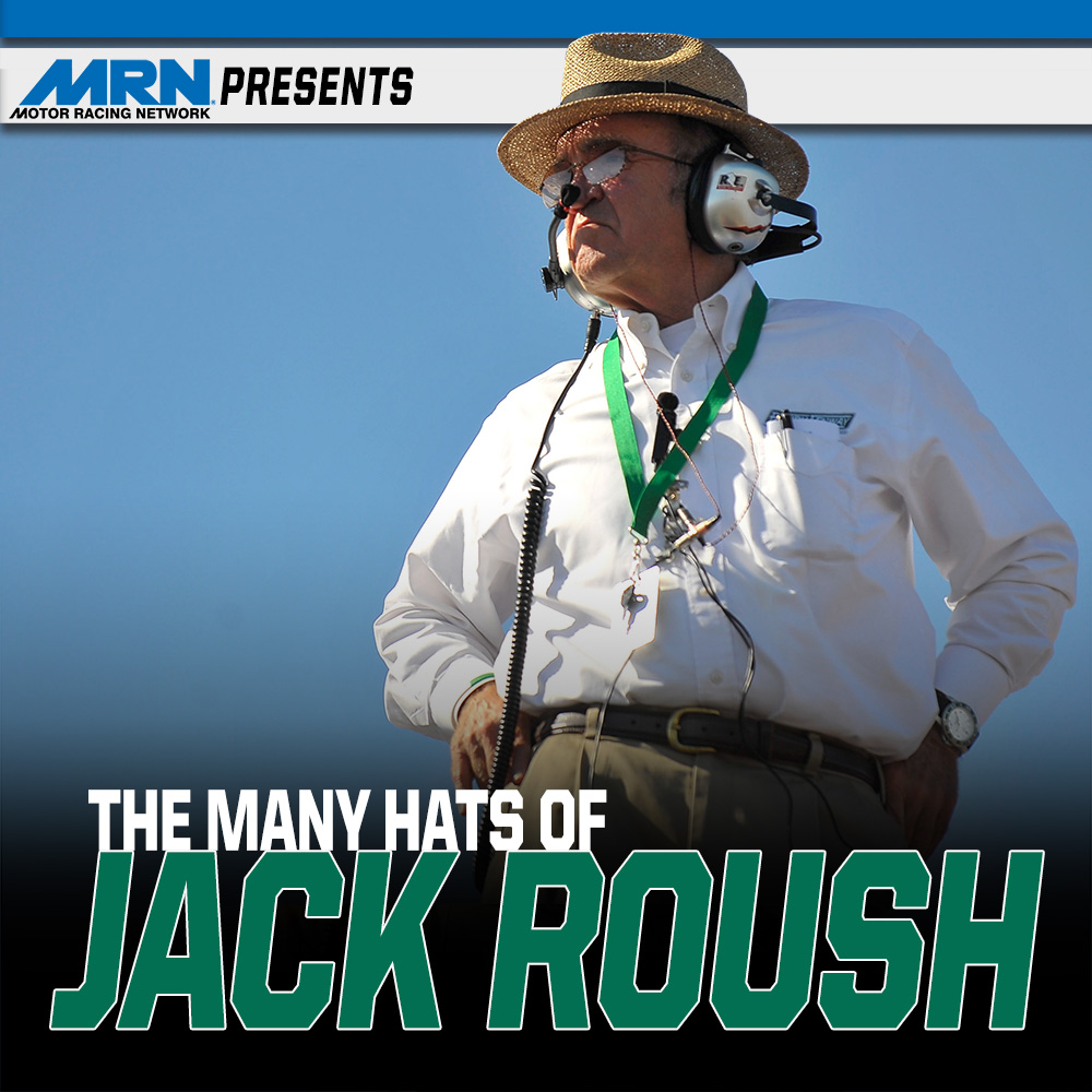 Jack Roush Podcast