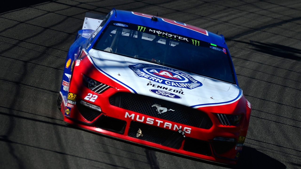 Solid Day for Team Penske at Auto Club Speedway | MRN