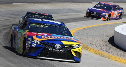 Martinsville Fantasy Racing Preview