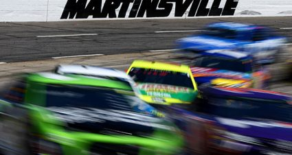 Martinsville Driver Averages