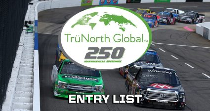 TrüNorth Global 250 Entry List