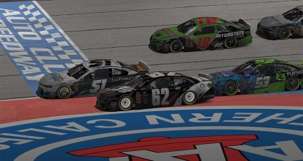 First eNASCAR iRacing Win for Smith