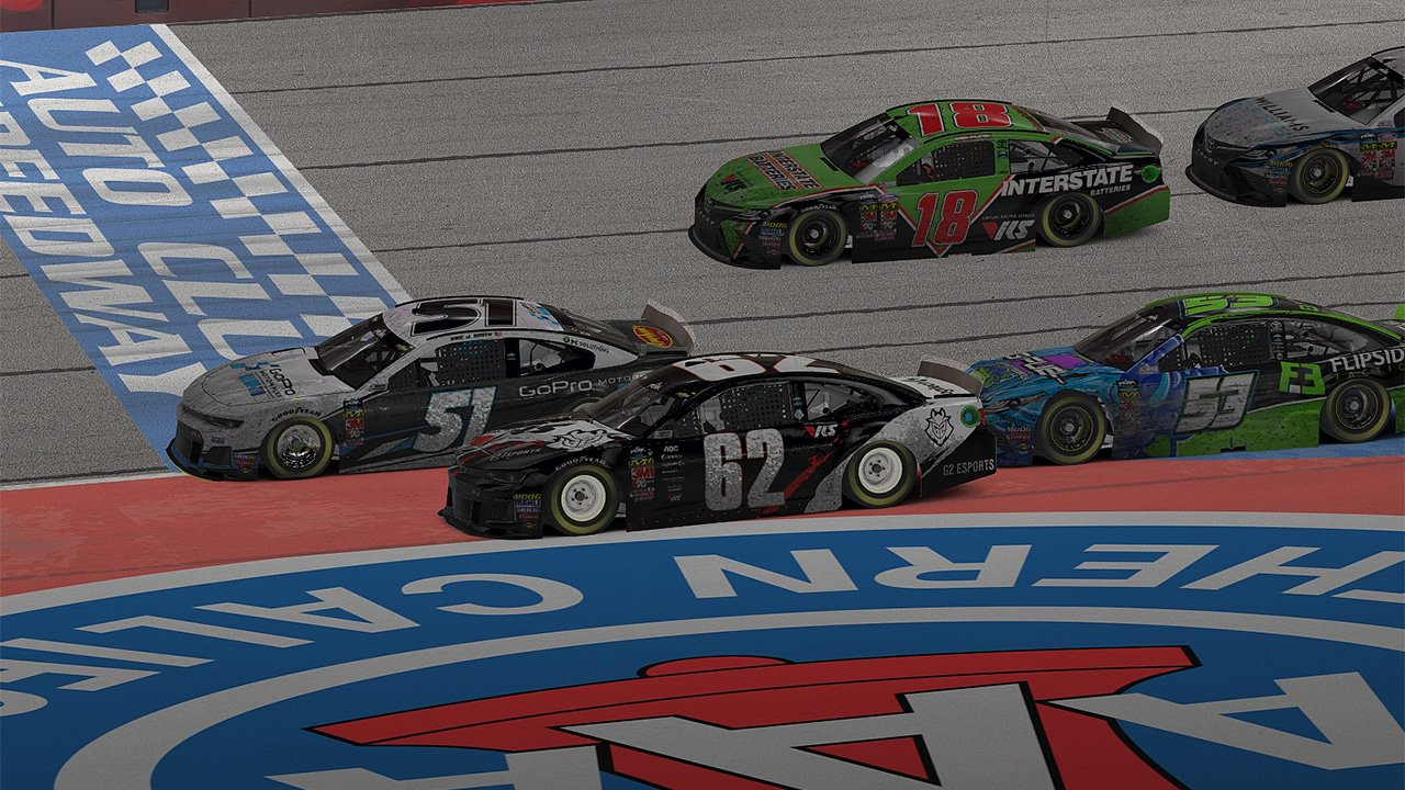 Iracing Auto Club1 - MRN - Motor Racing Network