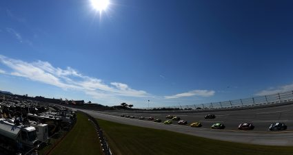Talladega's 50th-Anniversary Transformation Bracing for Second Phase