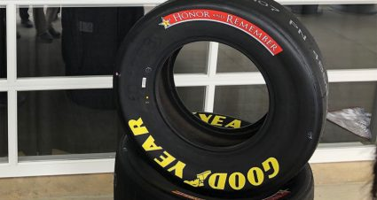 Charlotte Goodyear Tire Notes