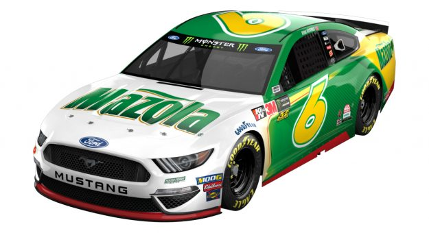 Mazola Corn Oil to Sponsor Ryan Newman | MRN
