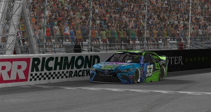 Luza Finds Victory Lane Again at Richmond